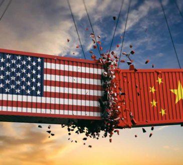 Handelsstreit zwischen China und den USA