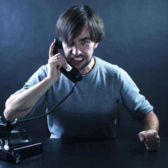Telefonabzocke per Gesetz ahnden