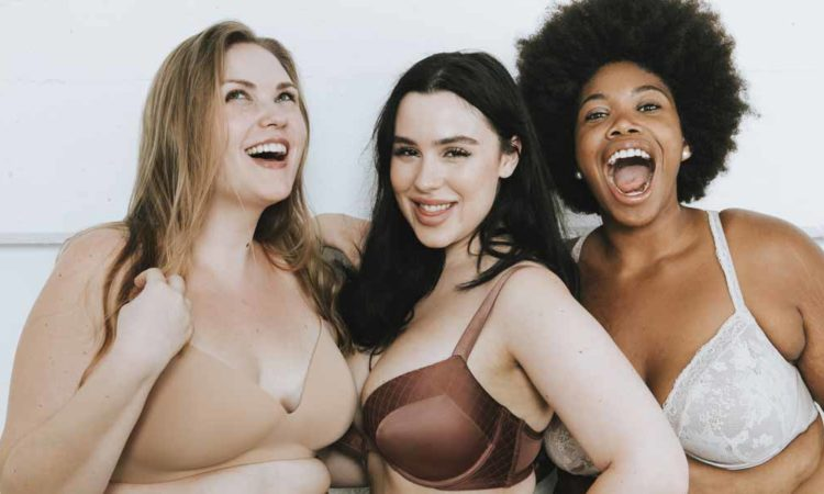 Curvy Models auf der Fashion Week