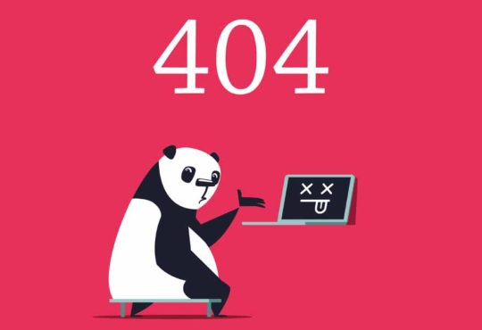 404 Fehlerseite Anforderungen - so entsteht die eine optimale Fehlerseite!