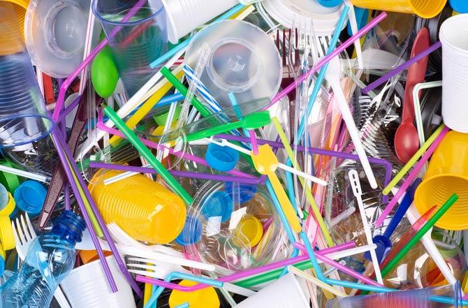 Abgabe auf Plastikerzeugnisse