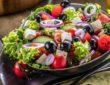 Abwechslungsreiche Salate