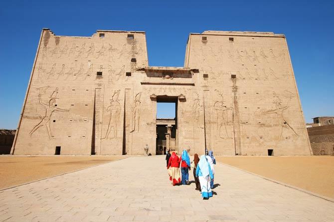 Ägyptische Frauen