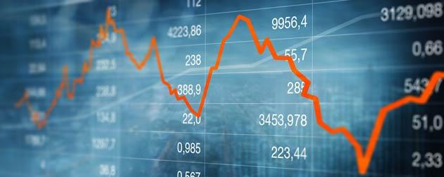 Aktien und Aktienfonds Graphen