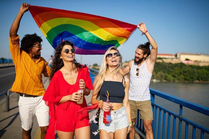 Die aktuelle Lage erschwert das Flirtverhalten Homosexueller