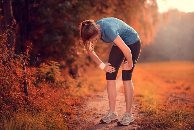An Allergien leidende Menschen sollten stets darauf achten niemals an die Belastungsgrenze zu geraten