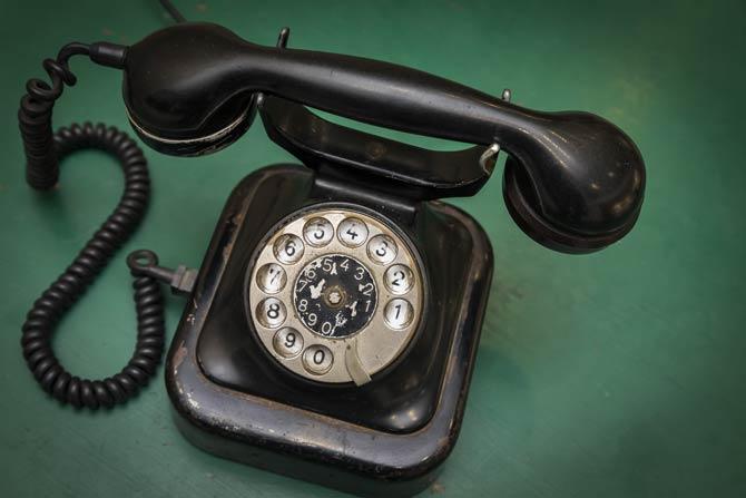Altes Telefon