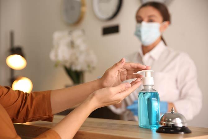 An Hygieneregeln halten
