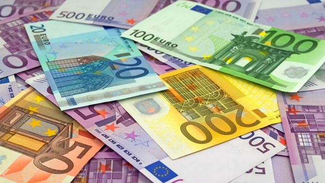 Ansteigende Bankeinlagen