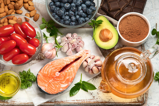 Anti-Aging - Ernährung