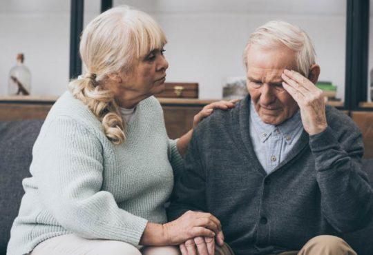 Anzeichen von Alzheimer