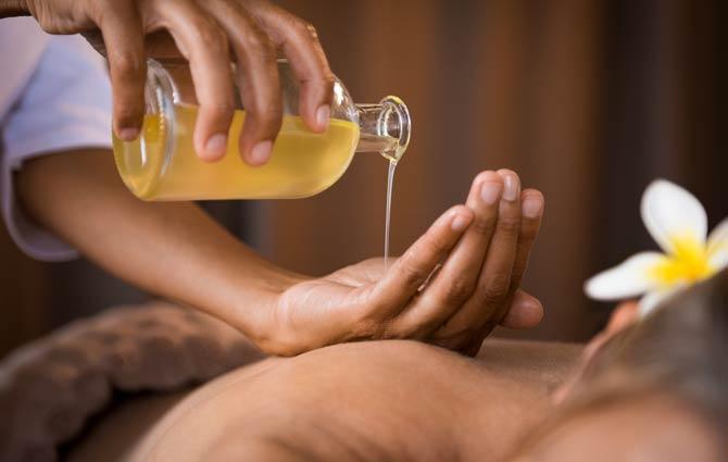 Arnika Öl gegen Rückenschmerzen