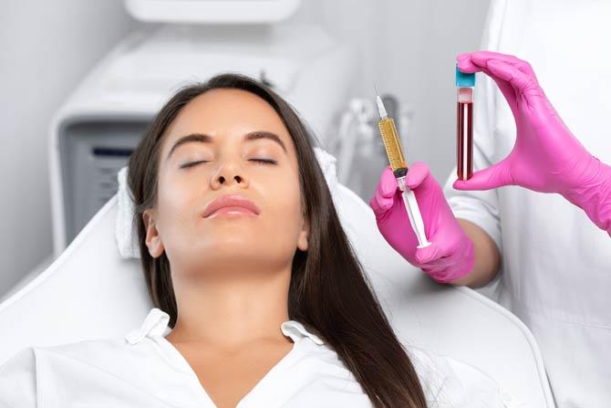 Arten der Eigenbluttherapie