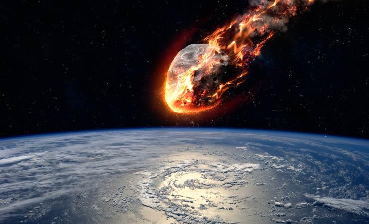 Asteroiden-Scan durch Überwachungssysteme