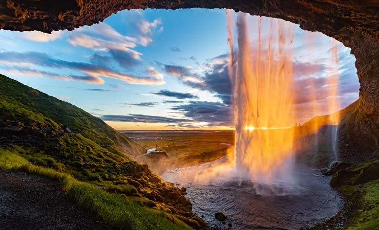 Attraktionen in Island