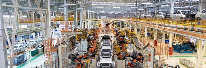 Die Autoindustrie steht in der jetzigen Zeit vor großen Problemen