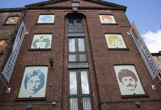 Beatles Museum in Liverpool