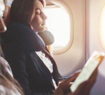Beauty Tipps für lange Flüge