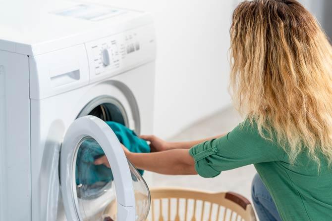 Beim Waschen sparen