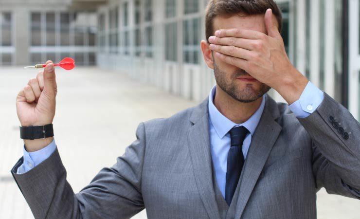 Betriebsblindheit