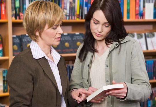 Buchhändleralltag und Kundenwahnsinn