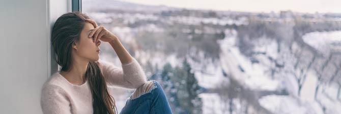 CBD wirkt Depressionen entgegen und verringert eine Schmerzüberempfindlichkeit