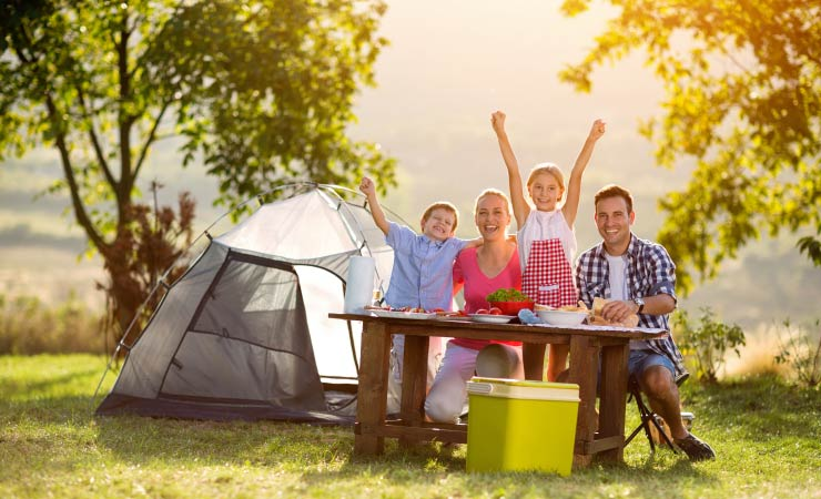 Tipps für einen perfekten Campingurlaub