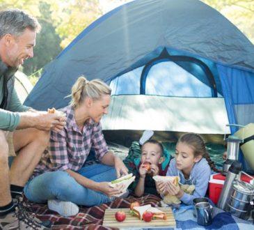 Vorzüge eines Campingurlaubs