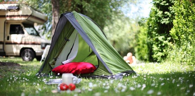 Campingurlaub - Unterkünfte