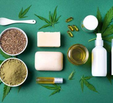 Cannabis Produkte