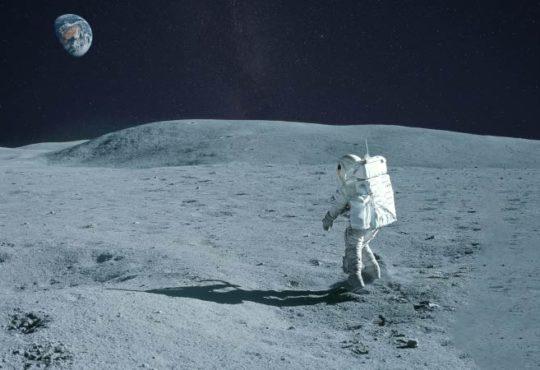 China und Russland planen Bau einer Mondstation