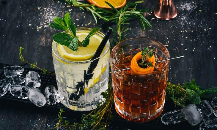 Diese Cocktails liegen voll im Trend