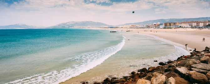Costa del Sol in Tarifa