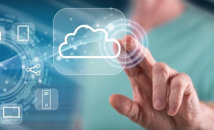 Datensicherung über die Cloud