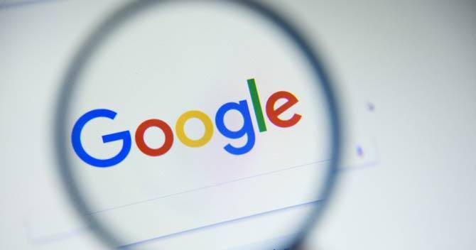 Der Name Google