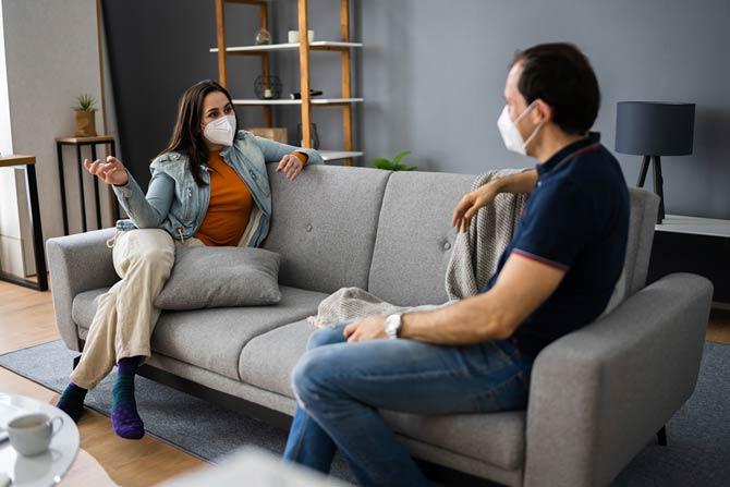 Ein deutlicher Rückgang an Infektionserkrankungen
