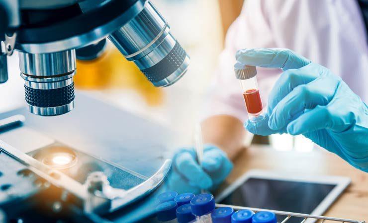Deutsche Wissenschaftler forschen an einer neuen Therapie gegen Corona