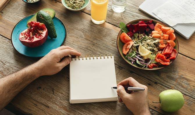 Diät - kleine und erreichbare Ziele setzen