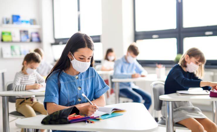 Droht Maskenpflicht im Klassenzimmer