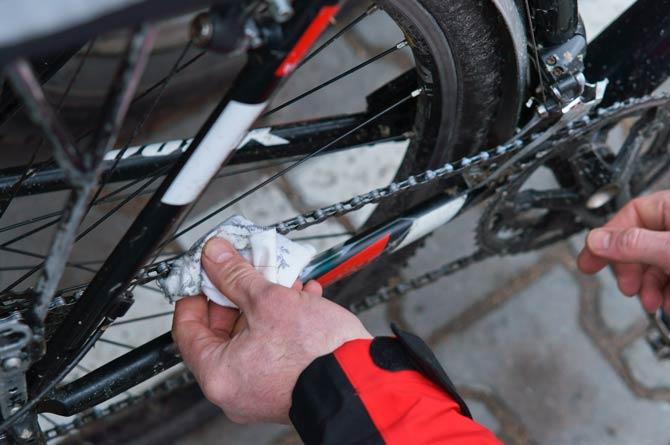 E-Bike Schmierfett
