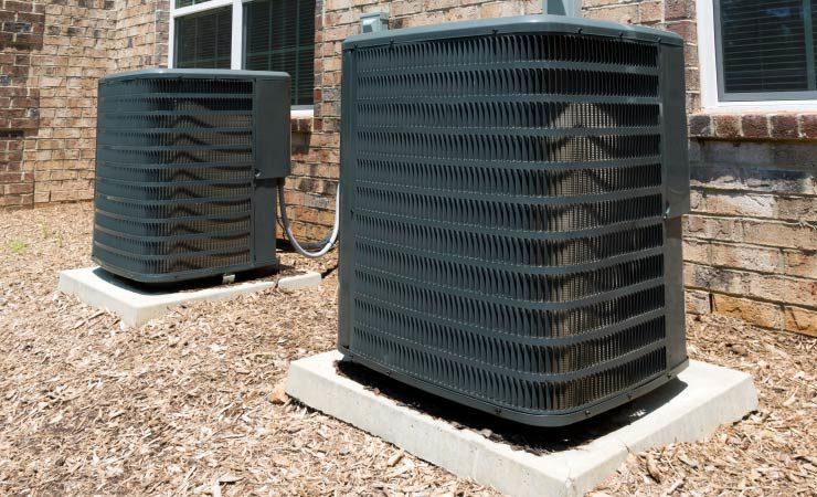Effiziente Klimaanlagen