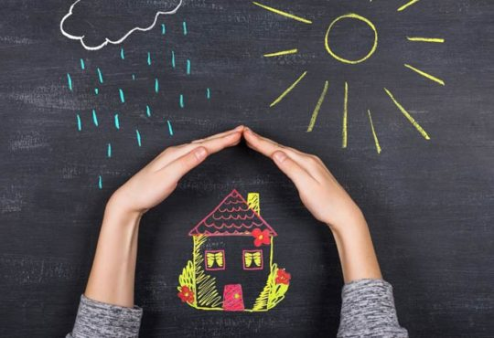 Effizienter Schutz für das Haus
