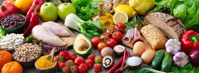 Einnahme von Antioxidantien