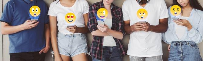 Emojis beiten ein großes Risiko für auftretende Missverständnisse