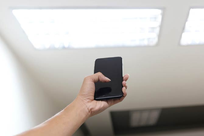 Smarte Anlagen - Energieeffizienz in Unternehmen
