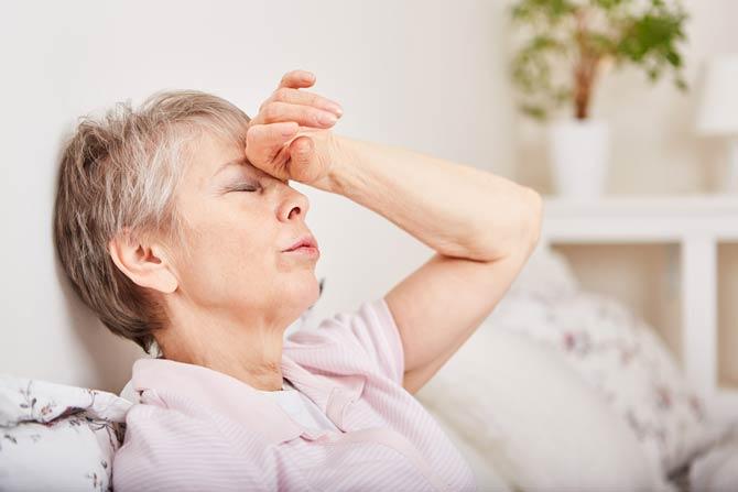 Erste-Hilfe bei Schwindel und Kopfschmerzen