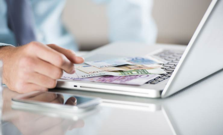 Euros im Netz verdienen