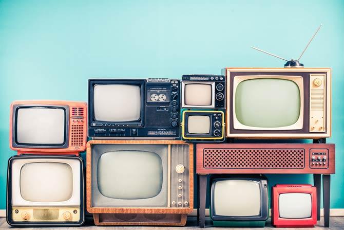 Fernseher bis heute sehr beliebt