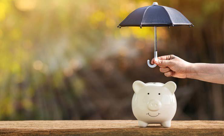 Finanziell absichern