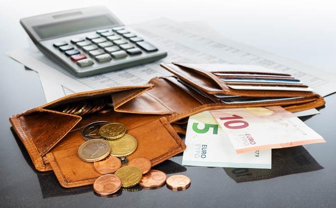 Finanzieller Bedarf